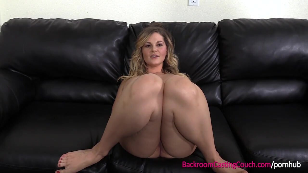 Blond Milf Casting Couch